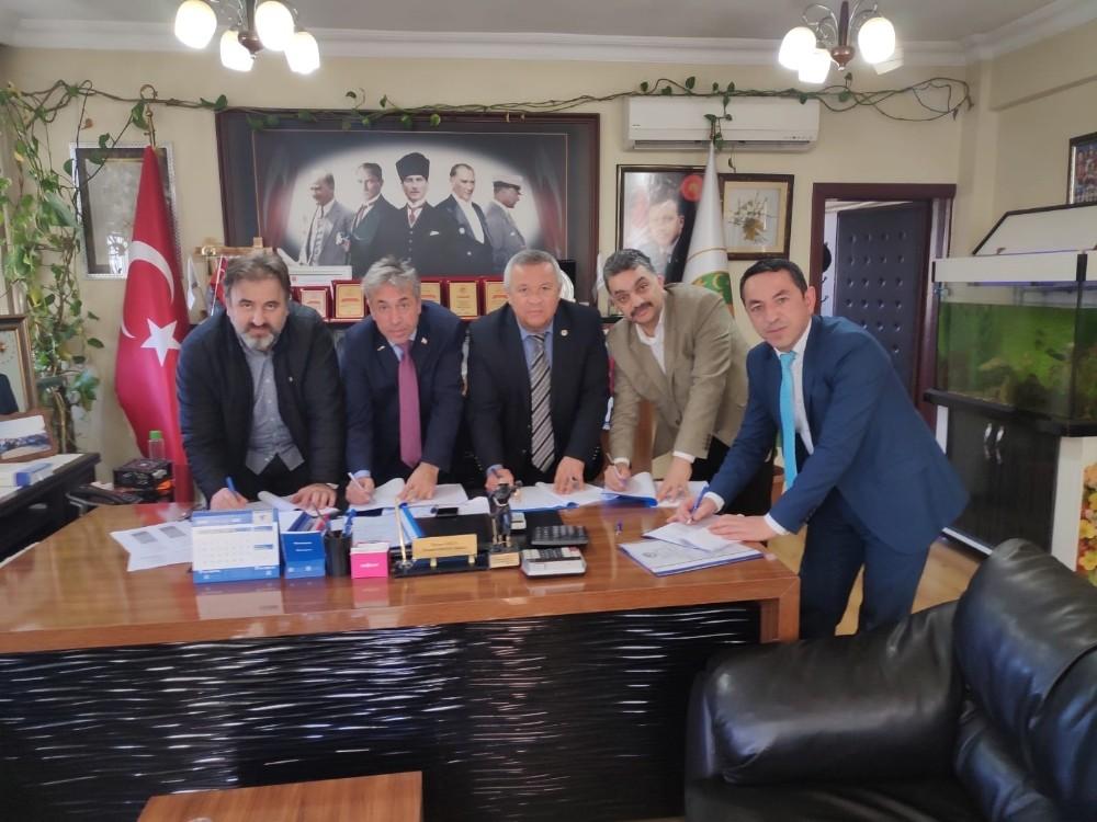 Ormanlı Belediyesi'nde çalışanlar için toplu sözleşme imzalandı