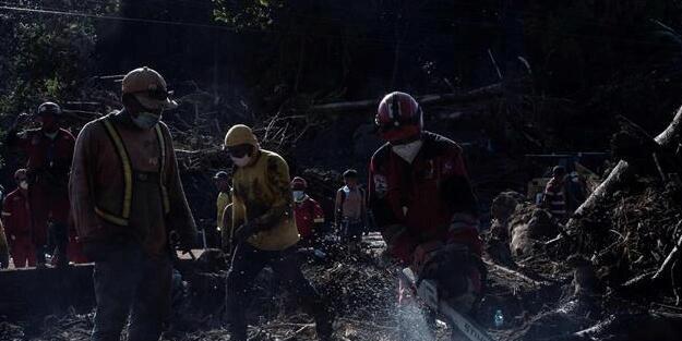 Orta Amerika ülkesinde toprak kayması: 9 ölü