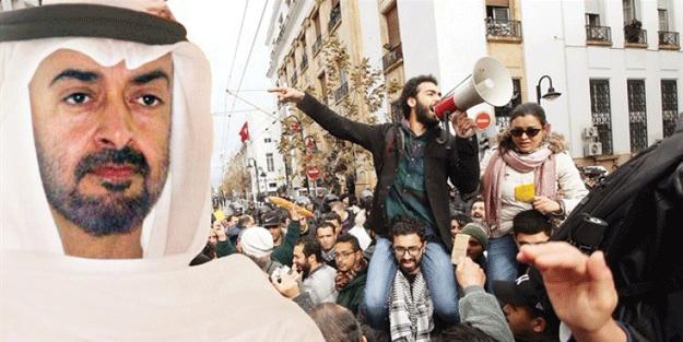 Ortadoğu'nun çıbanbaşı yine devrede! Hedefteki 2 ülke…