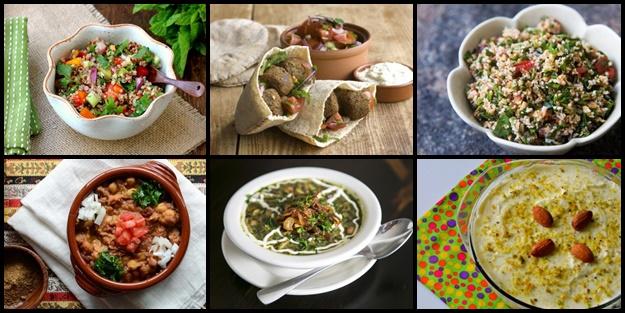 Ortadoğu'nun en bilinen lezzetleri ve tarifleri
