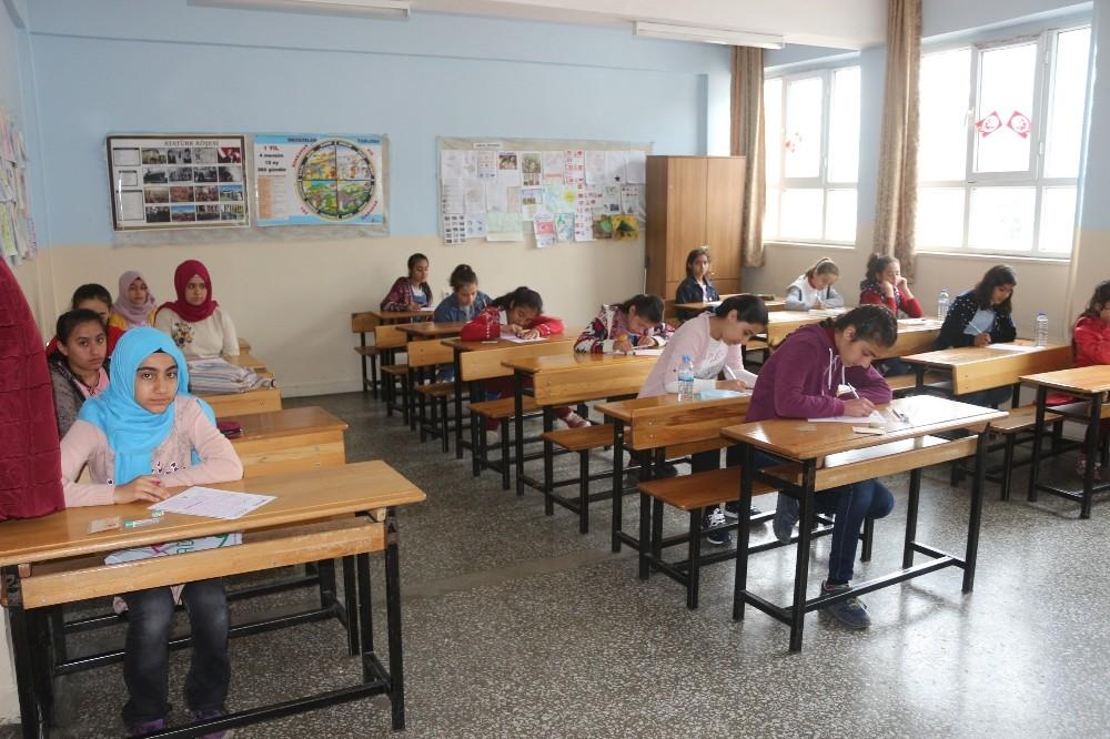 Ortaokul öğrencileri Seyir-i Nebi yarışmasına katıldı