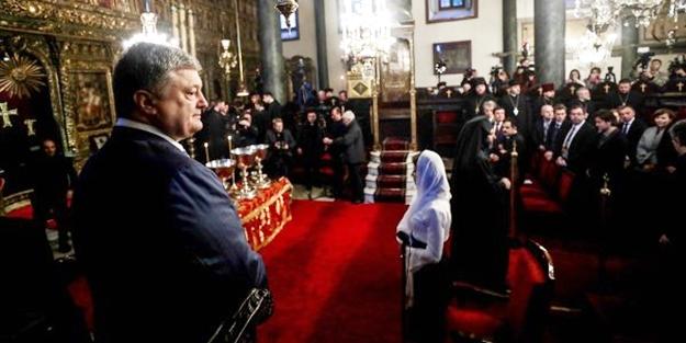 Ortodoks dünyası birbirine girdi! Moskova'dan sert tepki