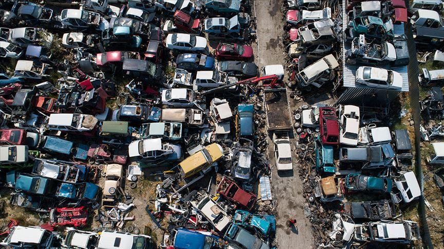 OSD Yönetim Kurulu Başkanı Yenigün: 400 binden fazla hurda araç trafikten silindi