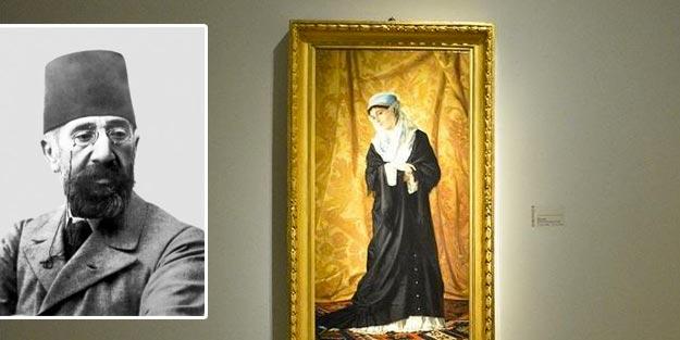 Osman Hamdi Bey kimdir? İstanbul Hanımefendisi tablosu