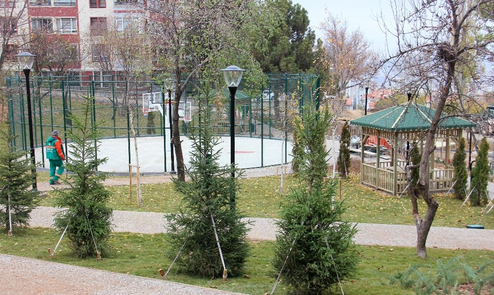 Osman Temiz Mahallesi yeni parka kavuştu