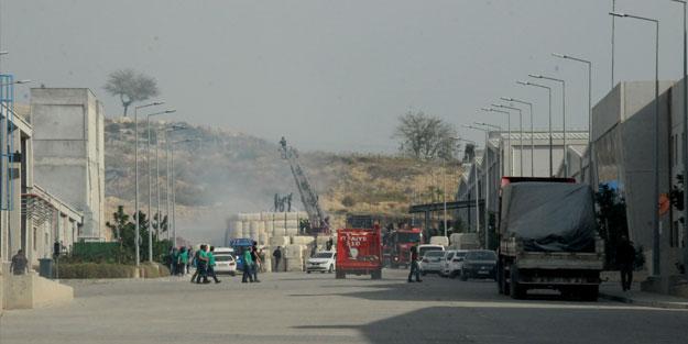 Osmaniye'de korkutan yangın! 4,5 ton zarar gördü