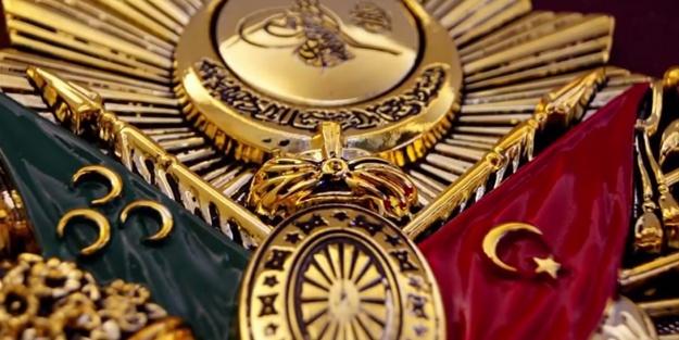 Osmanlı armasındaki sembollerin anlamı