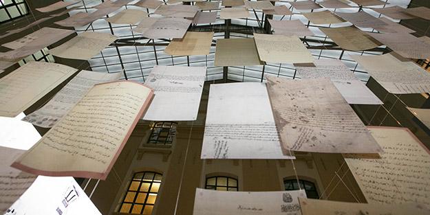 Osmanlı belgeleri ışığında! Dünyanın en eski kentinin mimari dönüşümü ortaya çıkarıldı