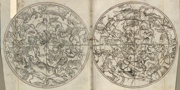Osmanlı Devleti'nde basılan ilk dünya atlası