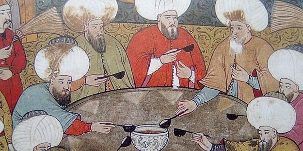 Osmanlı döneminden tarifler