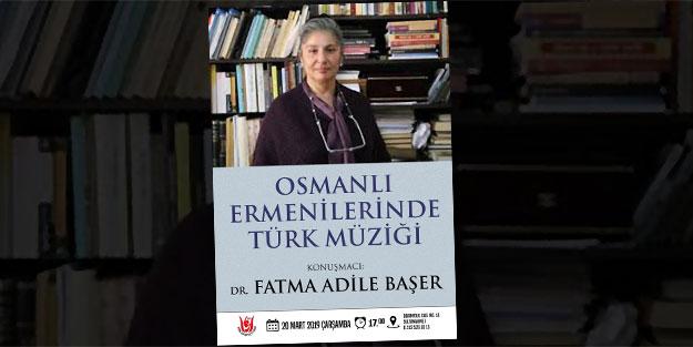 Osmanlı Ermenilerinde Türk müziği