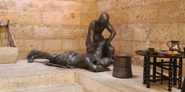 Osmanlı kültürünün en güzel örneklerinden: Gaziantep Hamam Müzesi - 1