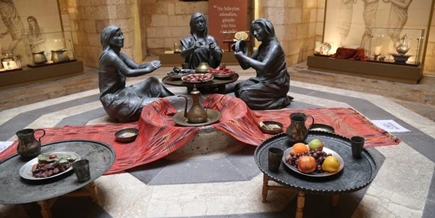 Osmanlı kültürünün en güzel örneklerinden: Gaziantep Hamam Müzesi - 2