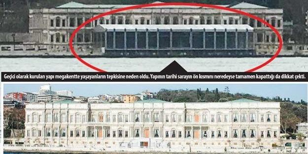 Osmanlı mirasına büyük ayıp! Saraykondu