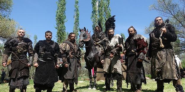 Osmanlı ordusunun 'Deliler'i beyaz perdeye taşındı