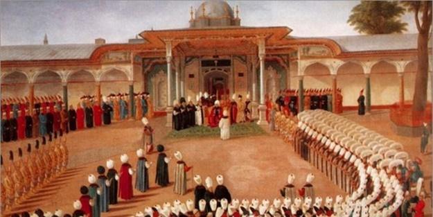 Osmanlı saray geleneği: Enderun Mektebi