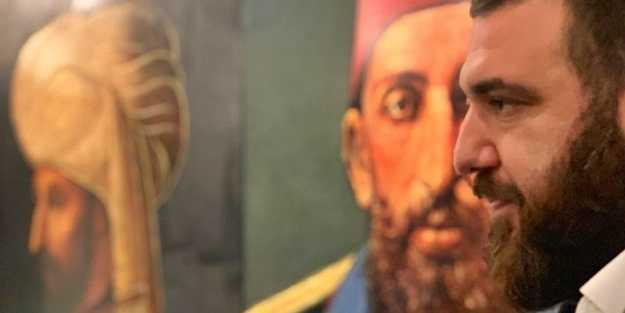Osmanlı torunu Kayıhan Osmanoğlu'ndan Ermenistan'a tarihi tokat