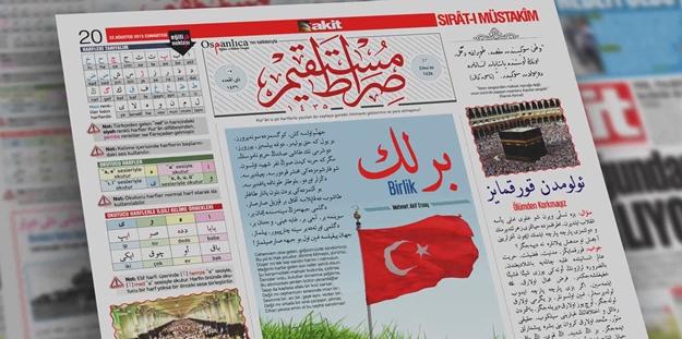 'Osmanlıca'yı bilmiyorum' dönemi artık kapanıyor