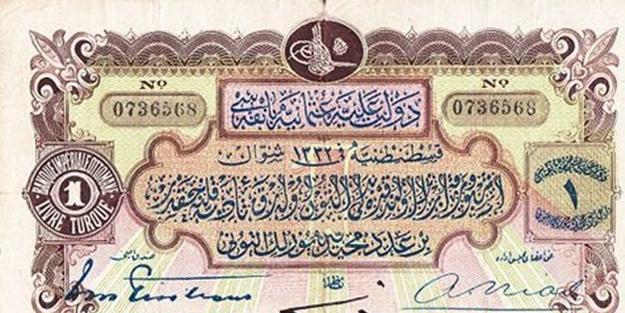 Osmanlıda ilk bankalar nasıl kuruldu?