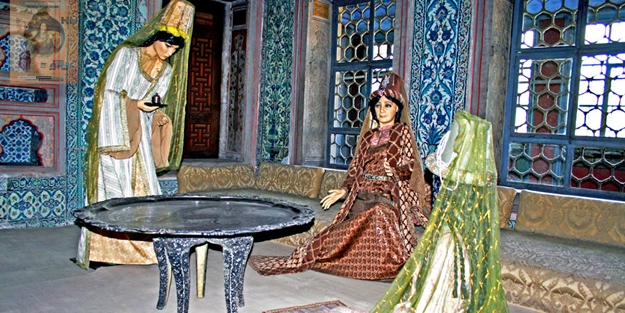 Osmanlı'da Padişah Hanımları
