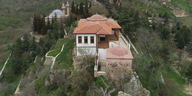 Osmanlı'nın manevi kurucusu burada yatıyor