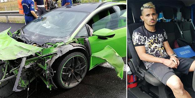 Osmanlıspor oyuncusu Serdar Gürler trafik kazası mı geçirdi?