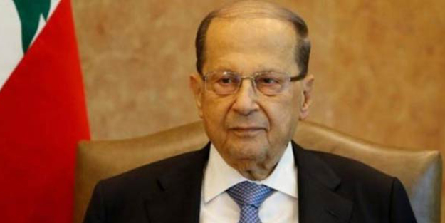 Osmanlı'ya iftira atan Lübnan'ın Hıristiyan Cumhurbaşkanı'na tepkiler büyüyor!