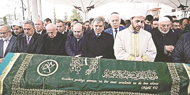 OsmanYumakoğulları ebedî aleme uğurlandı