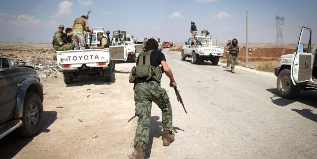 ÖSO: 340 terörist teslim oldu