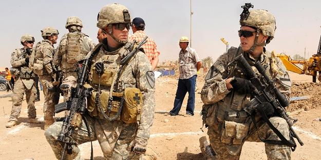 ABD askerleri neye uğradığını şaşırdı