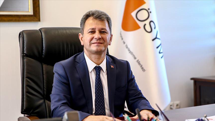ÖSYM Başkanı Aygün: Bu yıl 15'i elektronik ortamda 19 yabancı dil sınavı yapacağız