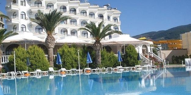 Oteldeki izinsiz eğlenceye 163 bin lira ceza