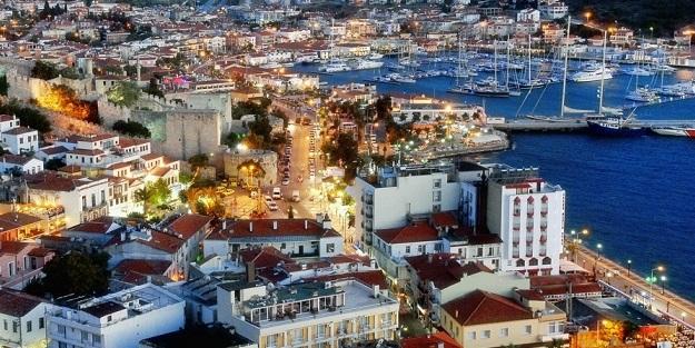 Otellerde en sert düşüş Türkiye'de oldu