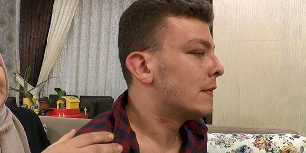 Otizmli genci öldüresiye dövdü