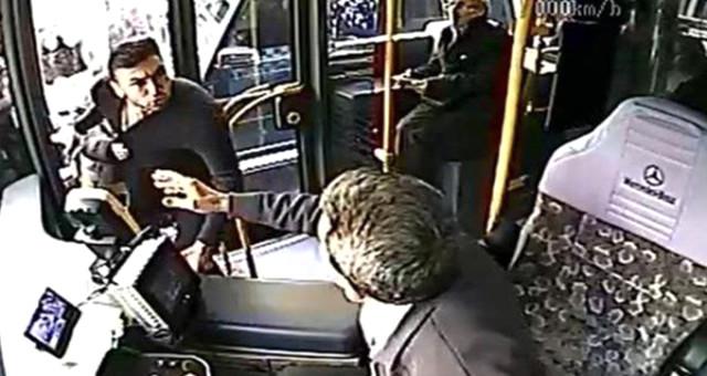 Otobüs şoförüyle kavga etmişti! Burak için karar çıktı