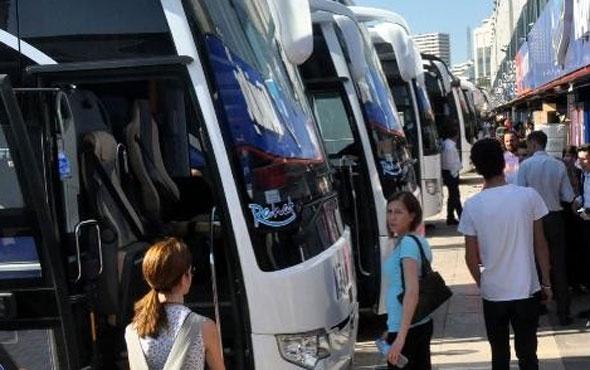 Otobüs yolculuklarında o hizmet kalktı servisler ücretli oluyor