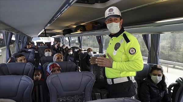 Otobüsler çalışacak mı? | Otobüs seferleri durdu mu?