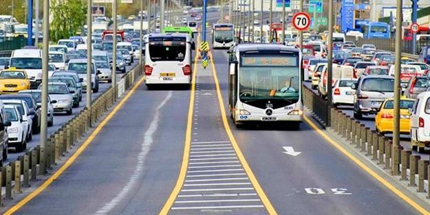 Otobüsler çalışıyor mu? | Metrobüsler çalışıyor mu?