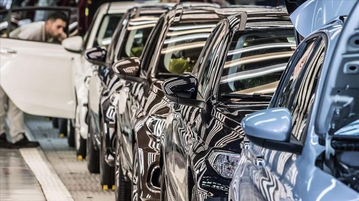 Otomobil pazarı 10 yıllık ortalamaların üzerinde