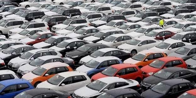 Otomobil satışları azaldı!