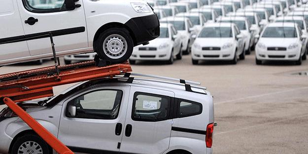 Otomobil ve hafif ticari pazarında yüzde 8 büyüme!