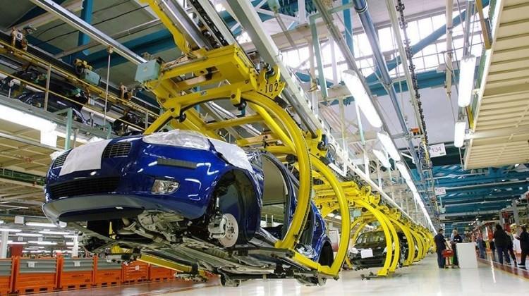 Otomobilde üretim ve ihracat düştü