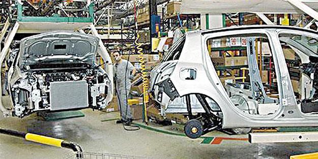 Otomotiv sanayi üretimi yüzde 17 arttı