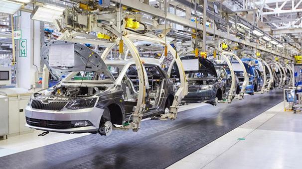 Otomotiv sektörü, üretim ve ihracatta 1 milyonu geçti