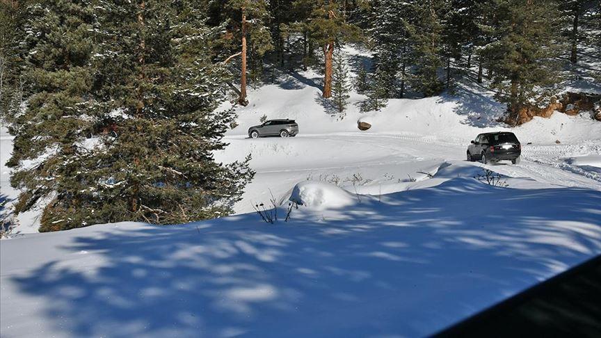 Otomotiv şirketleri 'kar ve buz'u fırsata dönüştürdü