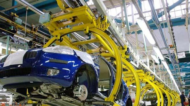 Otomotiv üretimi tarihi rekor kırdı