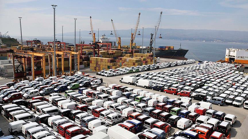 Otomotiv üretimi ve ihracatı yeni rekora koşuyor