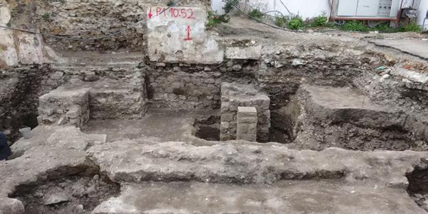 Otopark kazısında bulundu! Roma ve Bizans dönemlerine...