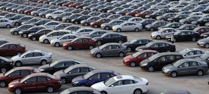 Otomobil ve hafif ticari araç pazarı ilk dört ayda geriledi