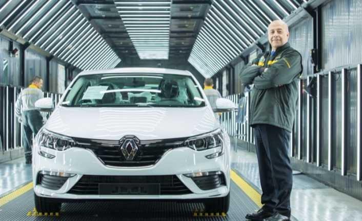 Oyak Renault, üretim ve ihracatta liderliğini korudu